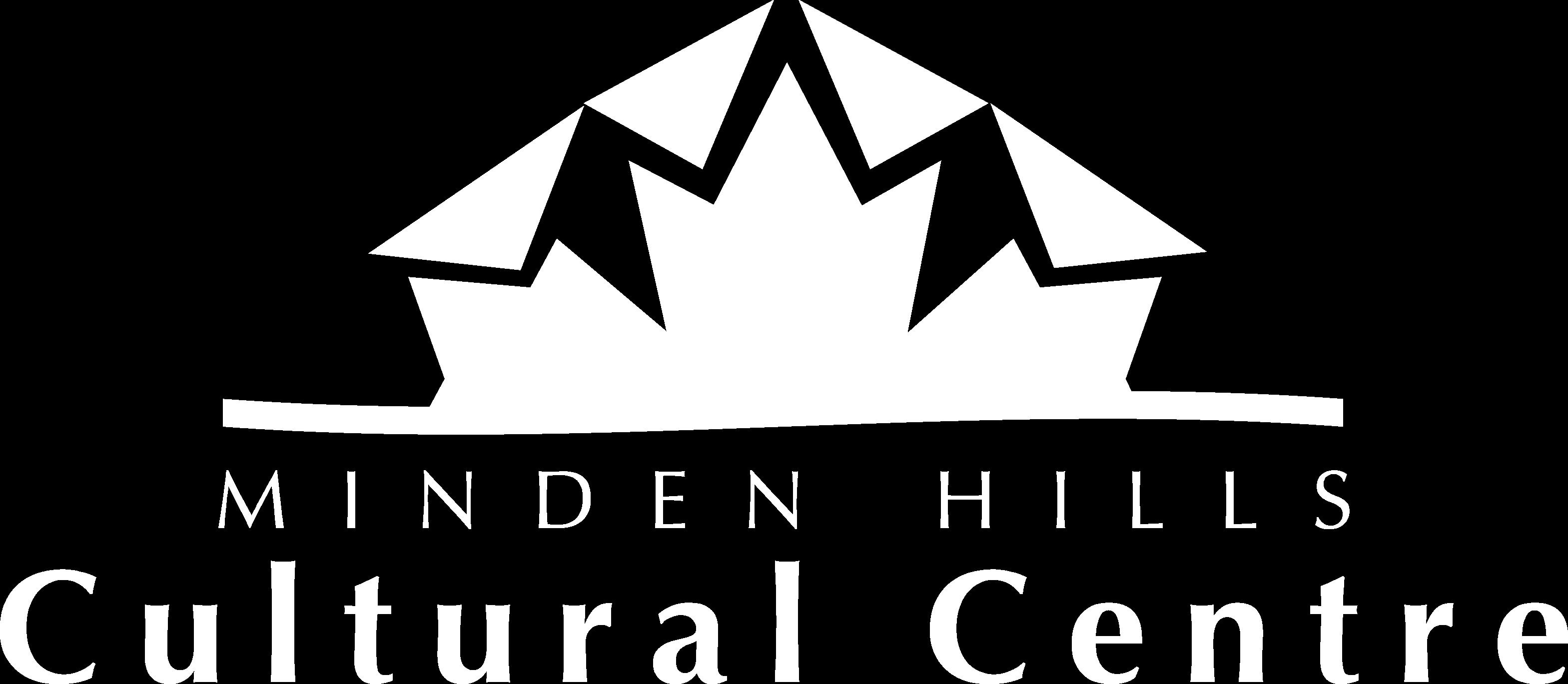 Cultural Centre logo white